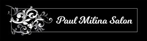 Paul Milina Salon small horizontal logo